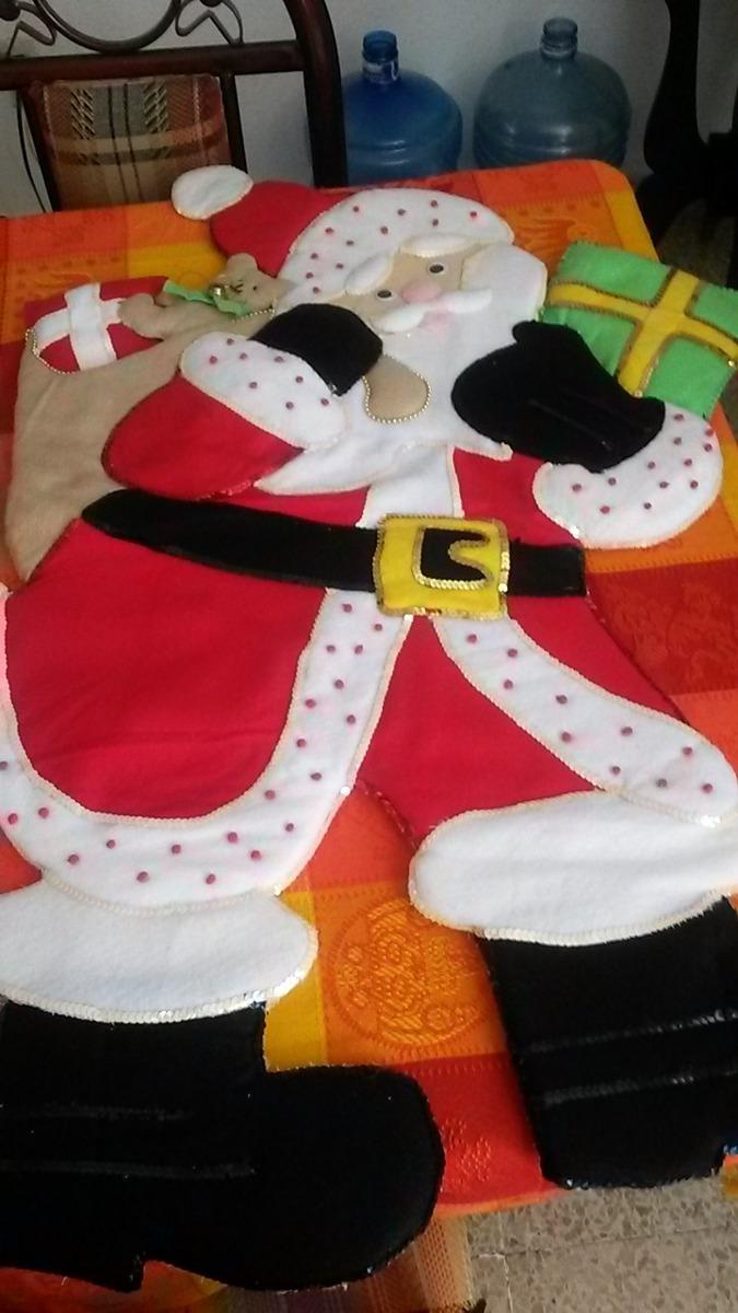 Adornos De Navidad Para Puertas De Santa Novocom Top
