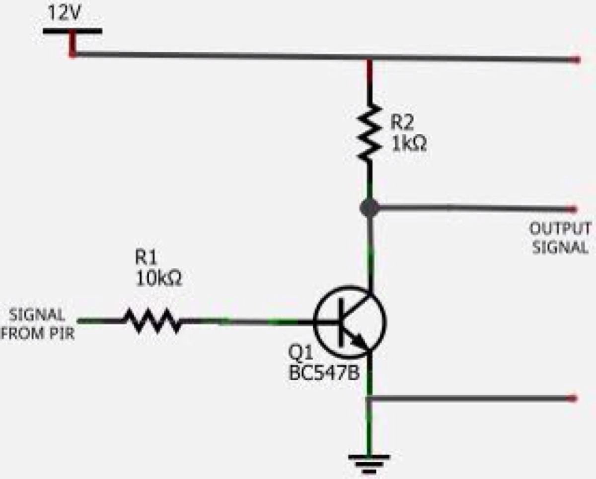 Pir Sensor Arduino
