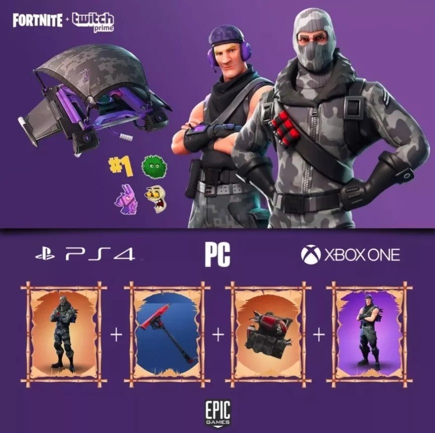 Vincular Twitch Con Fortnite | Free V Bucks Codes For Ps4