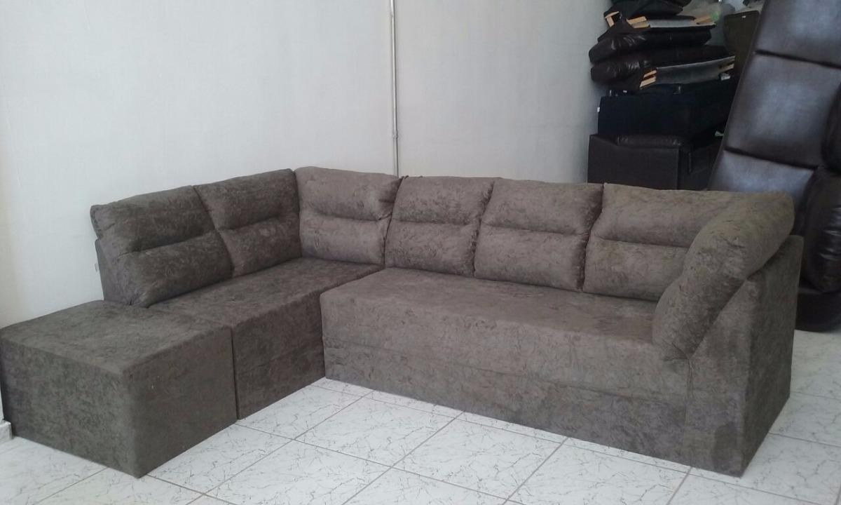 Sofa 3 Lugares Mais Chaise