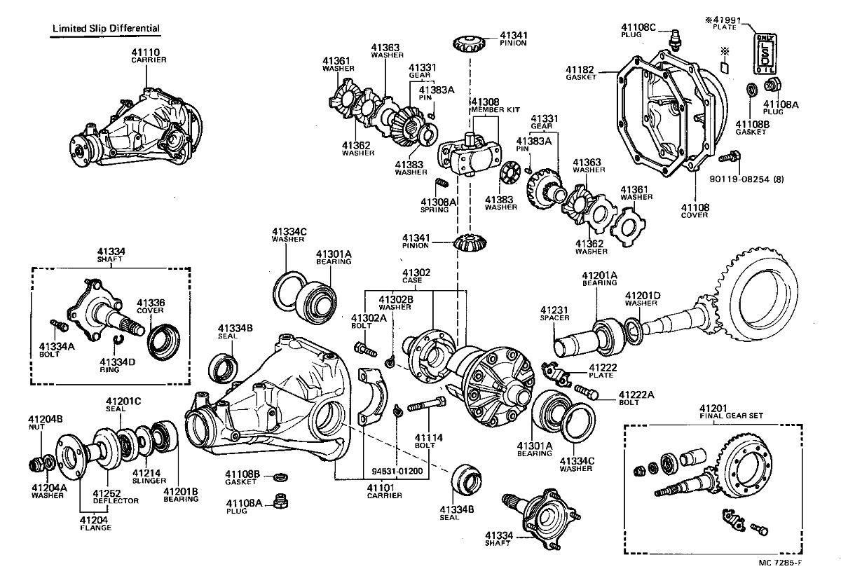 Software De Despiece Toyota Corolla Envio