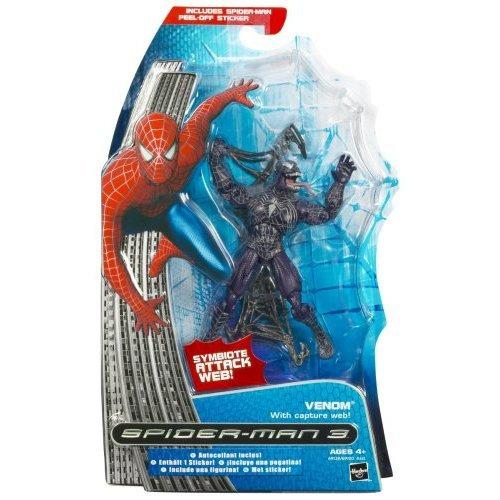 Spider Man 3 Pelcula Clsica Figura De Accin Veneno