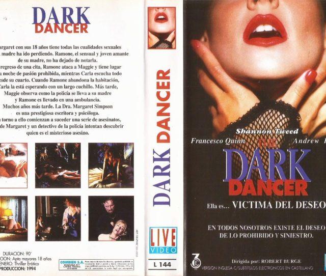 The Dark Dancer Vhs Shannon Tweed Jason Carter Lisa Pescia Cargando Zoom