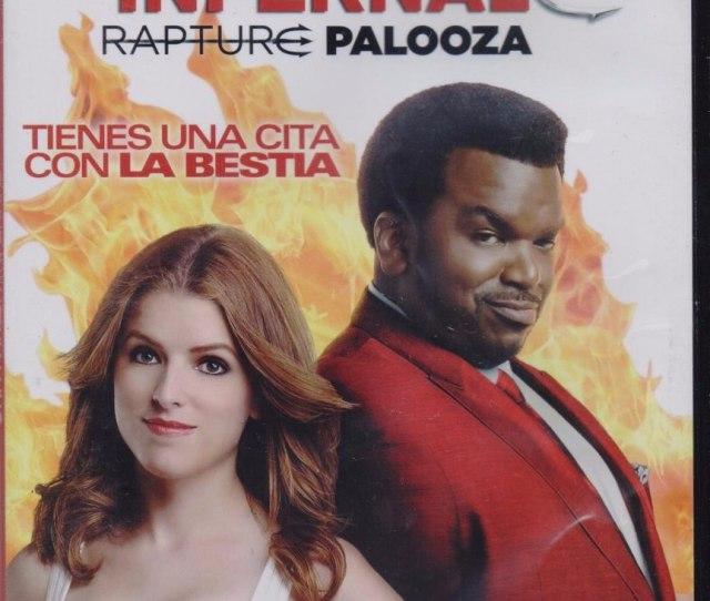 Una Pareja Infernal Rapture Palooza Pelicula Dvd 189 00 En Mercado Libre