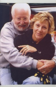 Schuyler and Sandy after a Kayak run