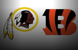 Washington Redskins Vs Cincinnati Bengals Week 3