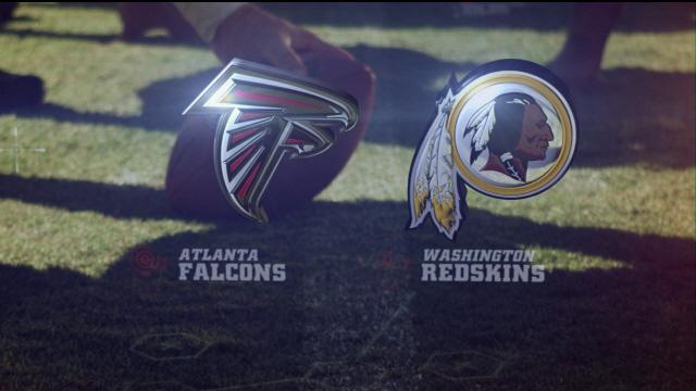 Image result for Falcons vs. Redskins