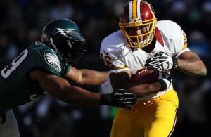 Washington Redskins Vs Philadelphia Eagles Week 16