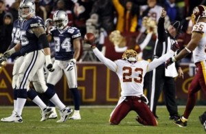 DeAngelo Hall Released; Brandon Banks Will not Return to the Redskins