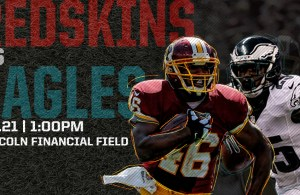 Redskins vs Eagles Promo Videos - Week 3