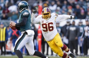 Redskins Must Make Decision on Barry Cofield by Wednesday