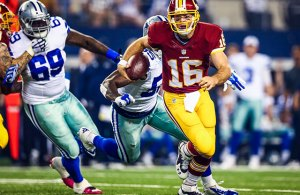 Redskins Re-Sign QB Colt McCoy