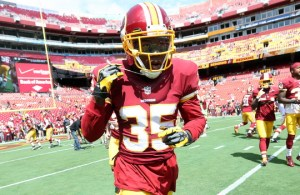 Redskins Re-Sign Duke Ihenacho