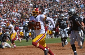 David Amerson Working Hard to Improve After Sophomore Slump