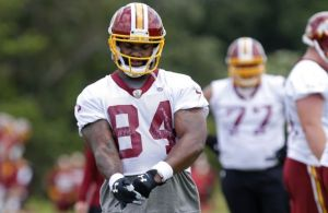 Niles Paul is Focused on Becoming a Better Blocker