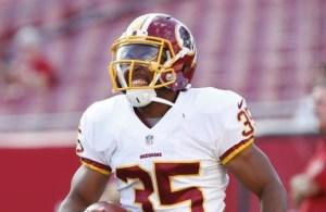 Redskins Place Duke Ihenacho on Injured Reserve, Sign Will Blackmon