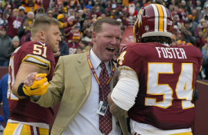 Redskins Take Care of Own on Quiet First Day of Free Agency