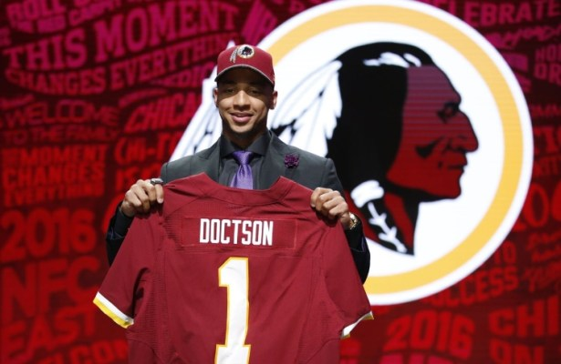 Welcome to DC - 2016 Redskins Draft Class (VIDEO)