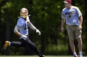 Redskins Rookie WR Josh Doctson Q & A Interview (VIDEO)