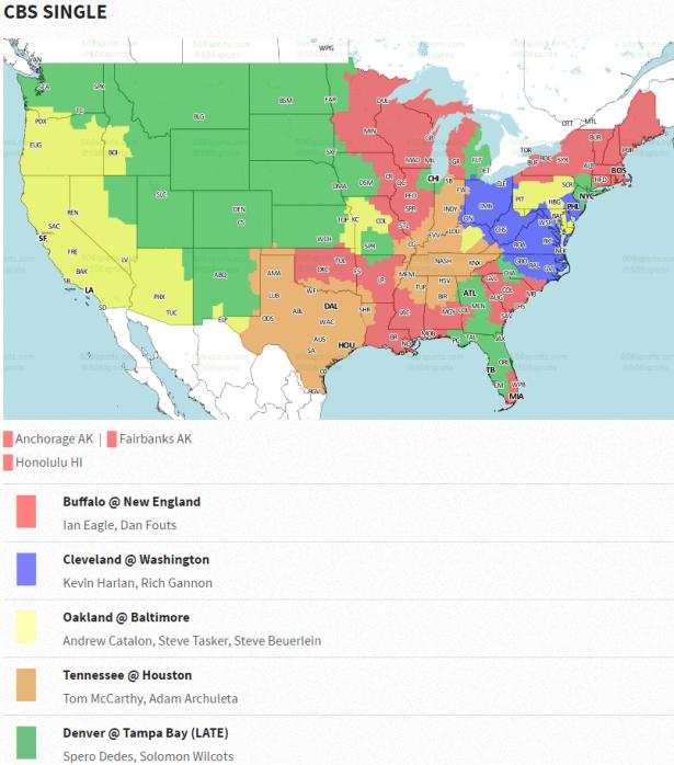 NRG Energy Pre-Game Report - Redskins vs Browns Week 4
