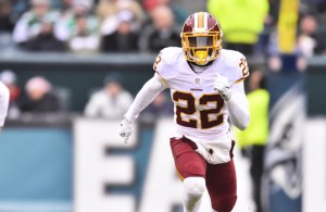 Redskins re-sign safety Deshazor Everett
