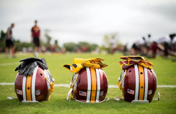 Top Redskins position battles heading into preseason (2018)