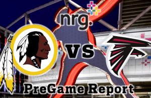Redskins vs Falcons Week 8