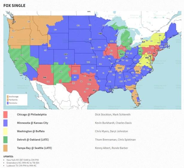 Redskins vs Bills Week 9
