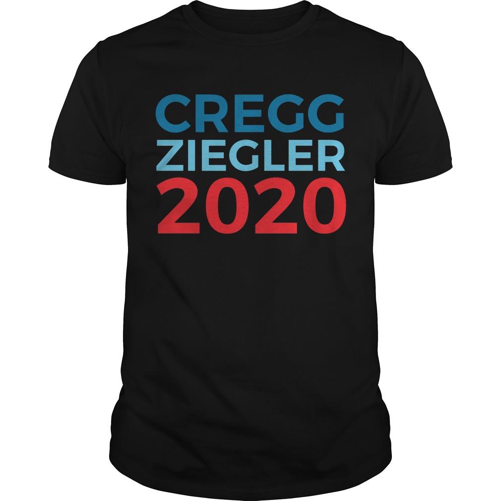 Cregg Ziegler 2020 shirt