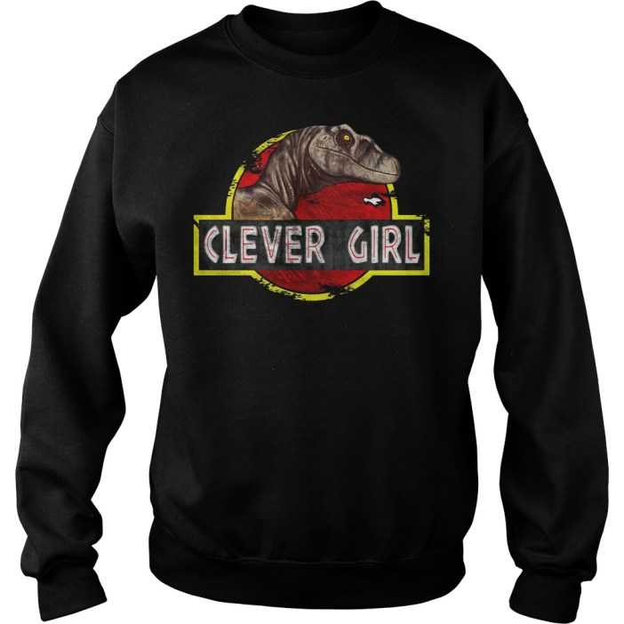 Jurassic World Clever Girl Sweater