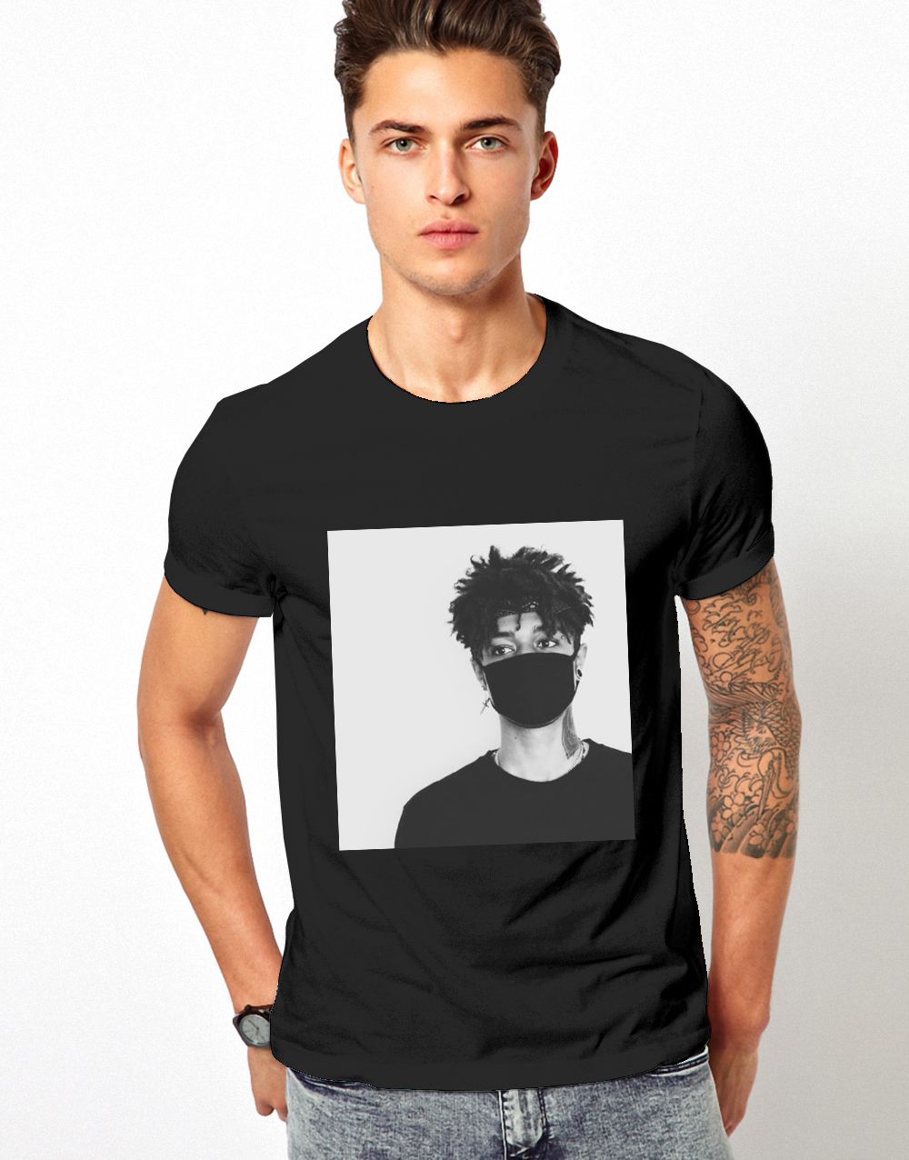 Scarlxrd tracks at discogs shirt