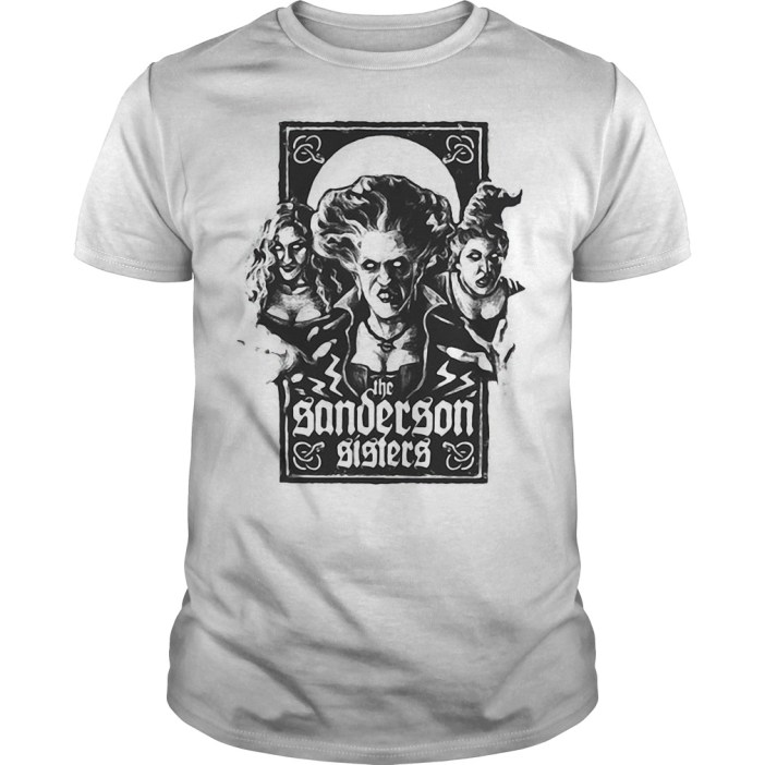 Hocus pocus the sanderson sisters Halloween Guys shirt