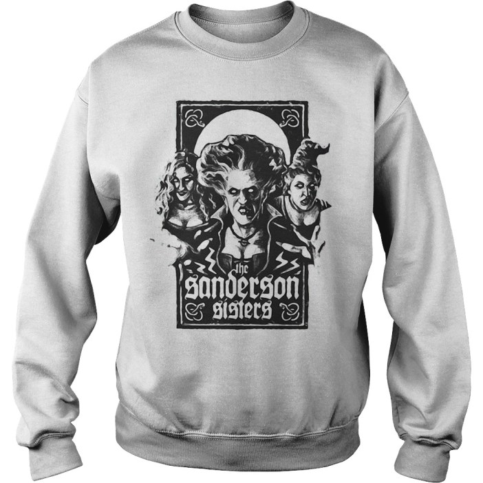 Hocus pocus the sanderson sisters Halloween Sweater