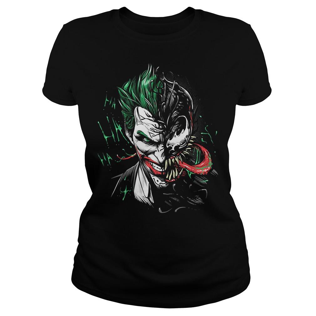 Official Joker Venom Ladies tee