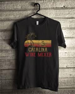 Catalina wine mixer shirt