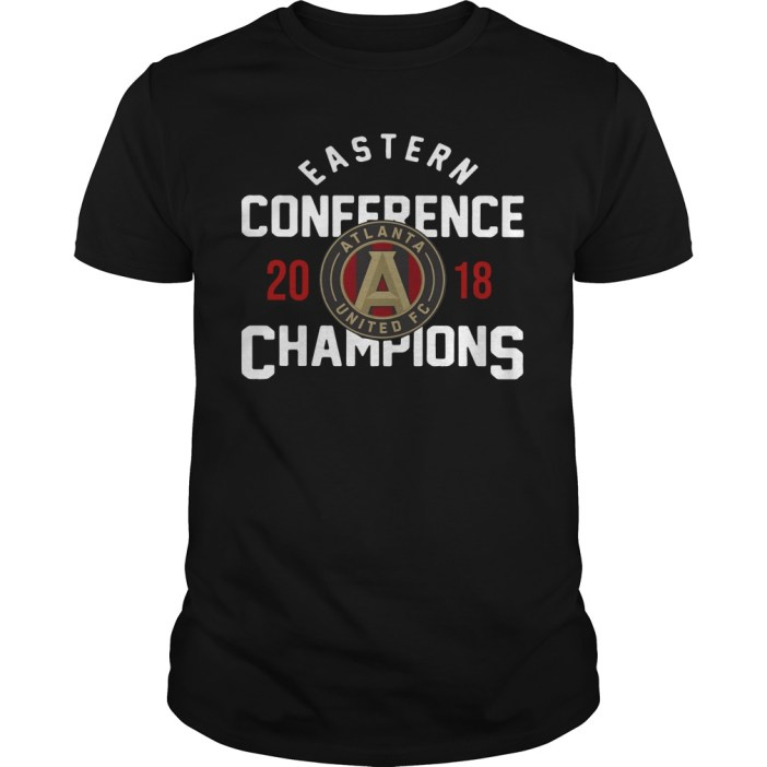 Eastern conference champions 2018 Guys shirt