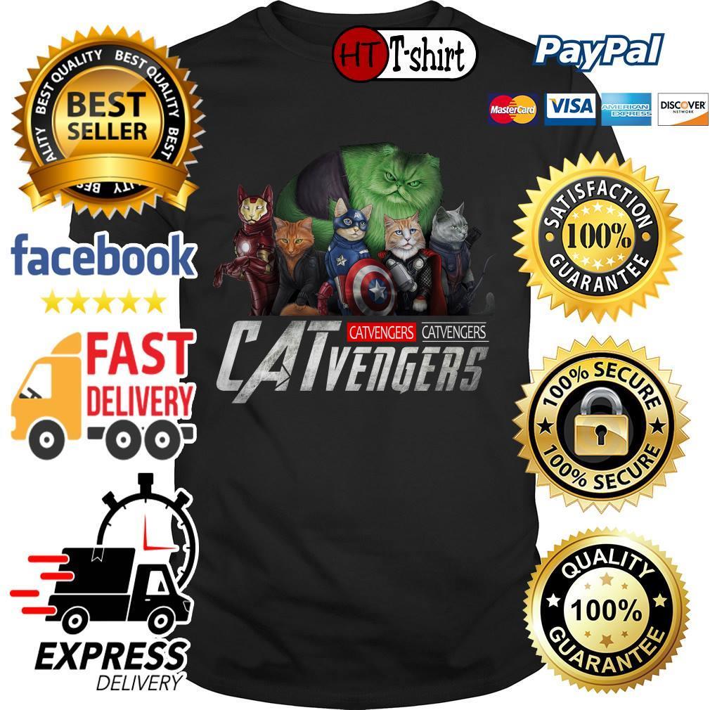 Marvel Catvengers avengers end game shirt
