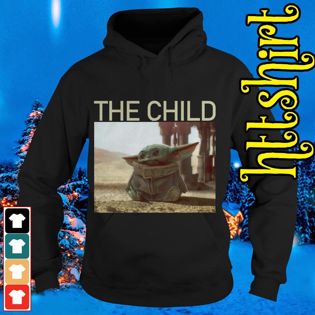The Mandalorian Baby Yoda The Child Hoodie