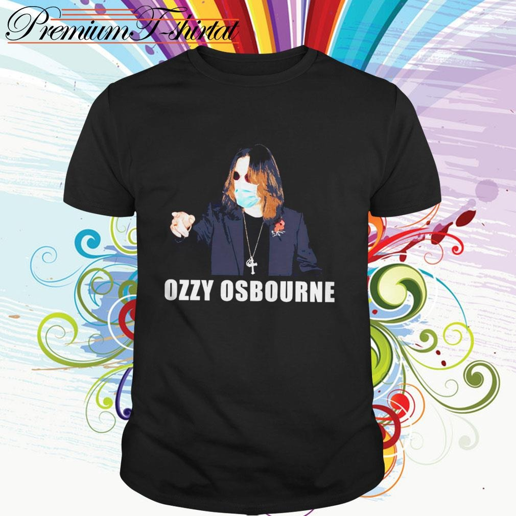 Mask Ozzy Osbourne Covid-19 shirt