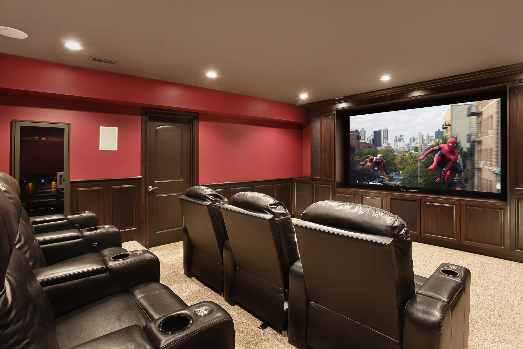 Home Theatre Room 2
