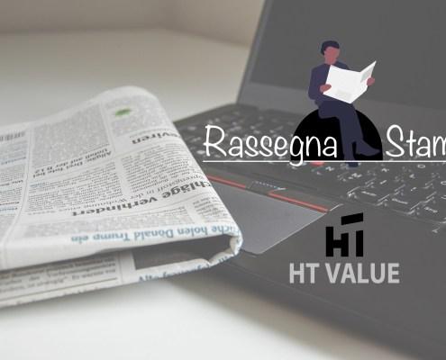 Rassegna stampa HTValue 4-8 novembre