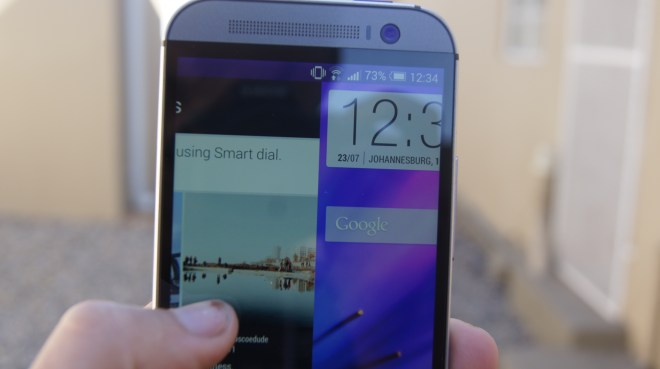 HTC One (M8) Software
