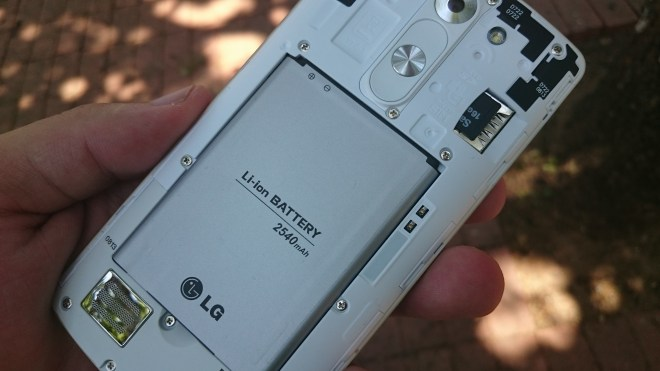 LG G3 Beat Battery Life