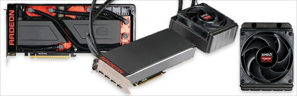 The Pro Duo uses an all-in-one liquid cooling solution which does contribute to the 350W power draw of the card.