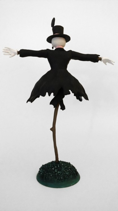 Howl's Moving Castle Turnip Head 3D Print Pic 4