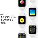 watchOS 5 ベータ版に現れた「Raise to Speaki」は便利そう