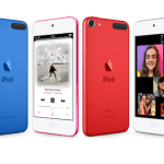 iPod touch 最新モデル登場! A10 Fusionチップ搭載、256GBも選択可能