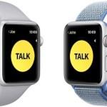 Apple Watchのトランシーバーアプリ、盗聴の危険性があるため一時的に機能停止