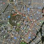 秋から表示されるようになった「マップアプリ」の渋滞情報