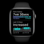 watchOS 7で睡眠追跡機能搭載、バッテリーは大丈夫なのか? → 習慣を変えれば大丈夫